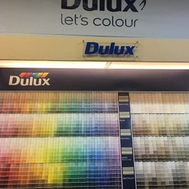 Dulux display