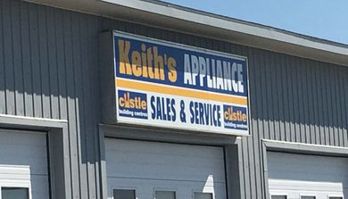 Keith's Appliance Sale & Service
